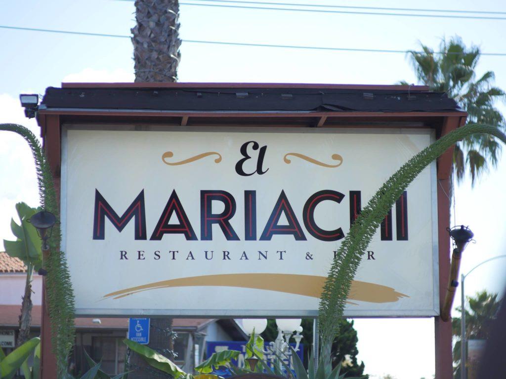 LOGO El Mariachi Restaurant