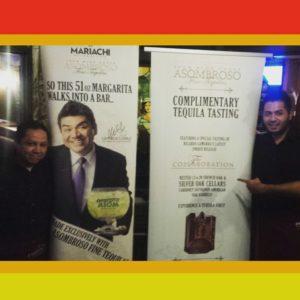 Asomroso-El mariachi Restaurant Tequila Testing