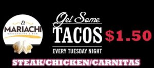 Best Taco Tuesdat in San Clemente